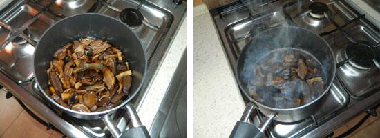 Gotujemy grzyby