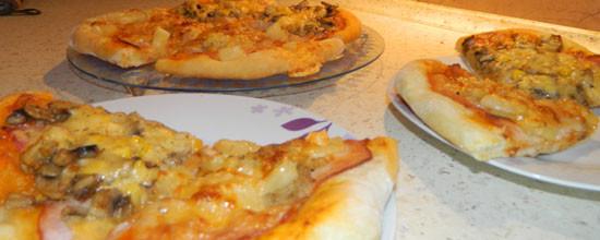 Pizza gotowa