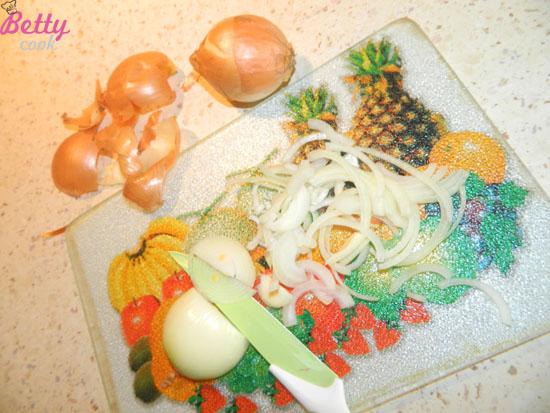 Kroimy cebulę