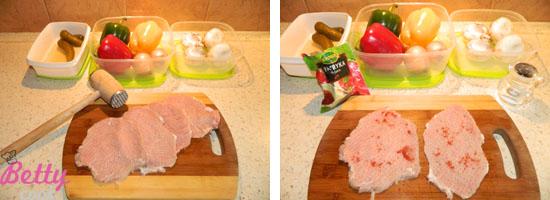 Rozbijamy mięso