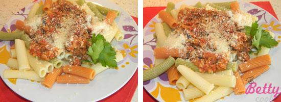 Sos tuńczykowo pomidorowy 02