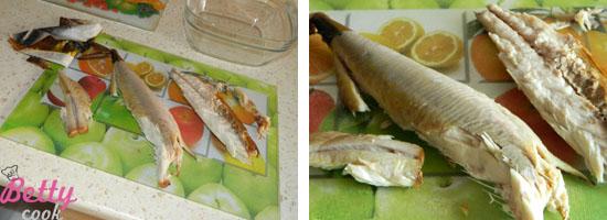 Obieramy rybę z ości
