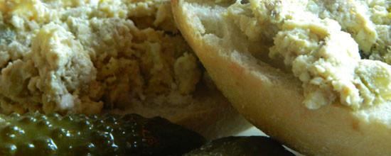Pasta Rybna z wędzonej makreli