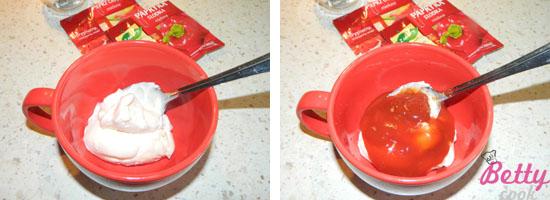 Pikantny sos