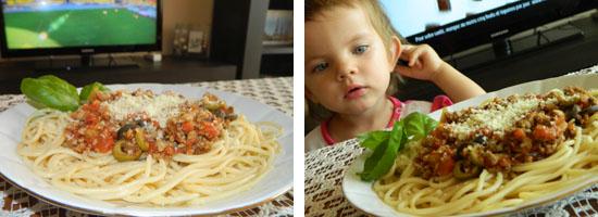 Spaghetti Bolognese 01