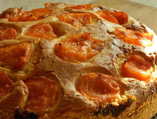Ciasto Jogurtowe z morelami