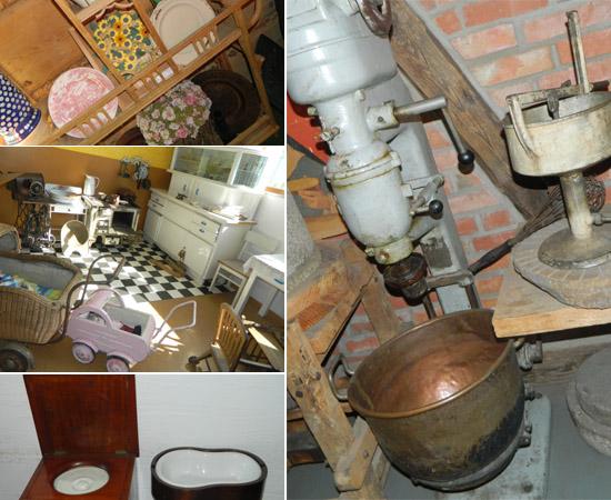 Eksponaty - Muzeum Chleba