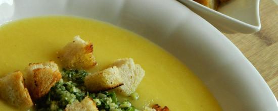 Zupa Kalafiorowa - Krem