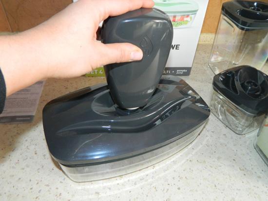 Pojemniki próżniowe Dafi Vacuum